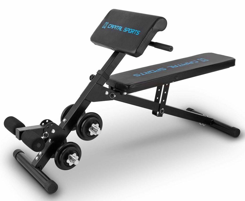 ejercicios de espalda en maquina