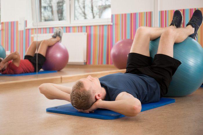 ejercicios de kegel acostado