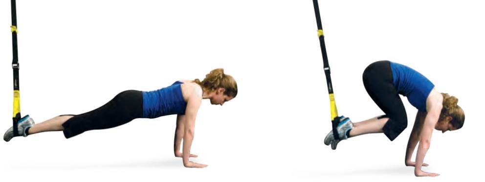 ejercicios gomas trx