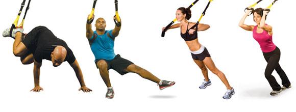 ejercicios trx básicos