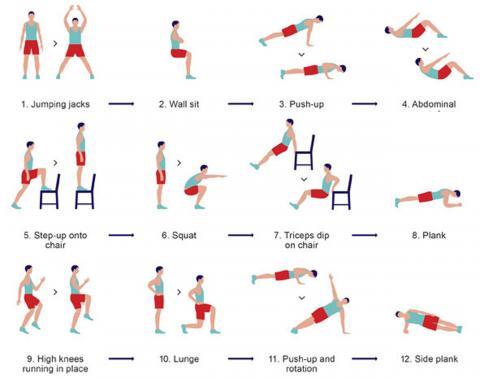 ejercicios para adelgazar cuerpo completo