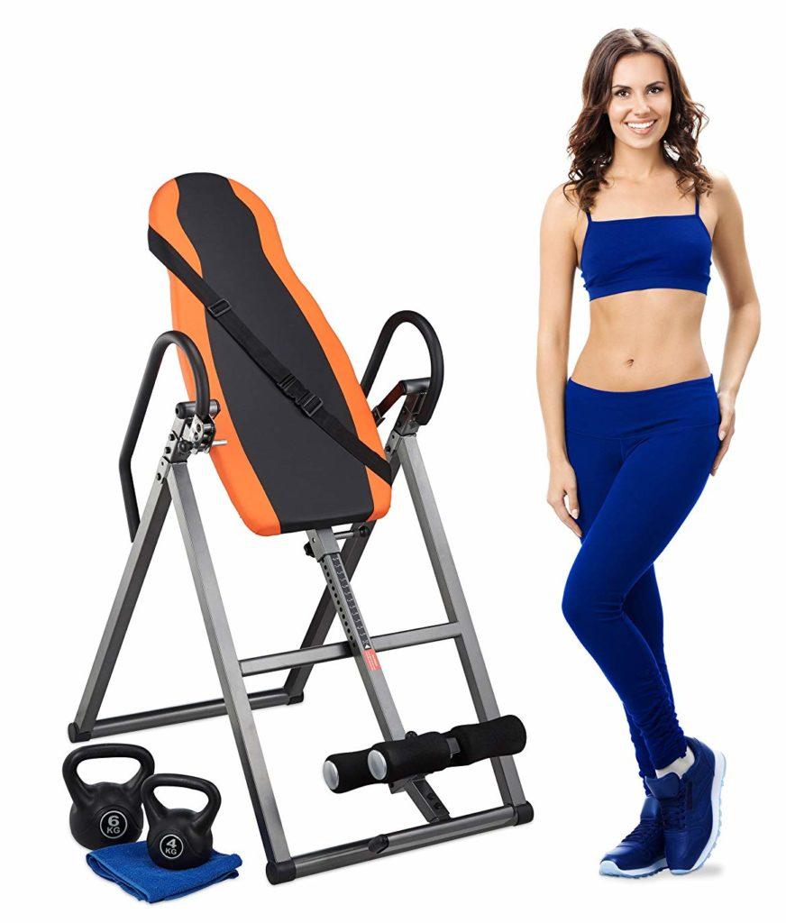 ejercicios de espalda baja en gimnasio