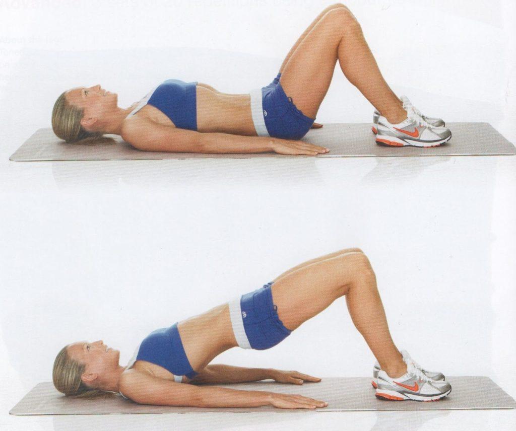 ejercicios abdominales tipos