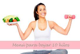 dieta y ejercicios para adelgazar