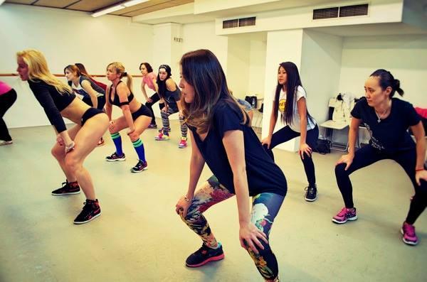 ejercicios de cardio bailoterapia
