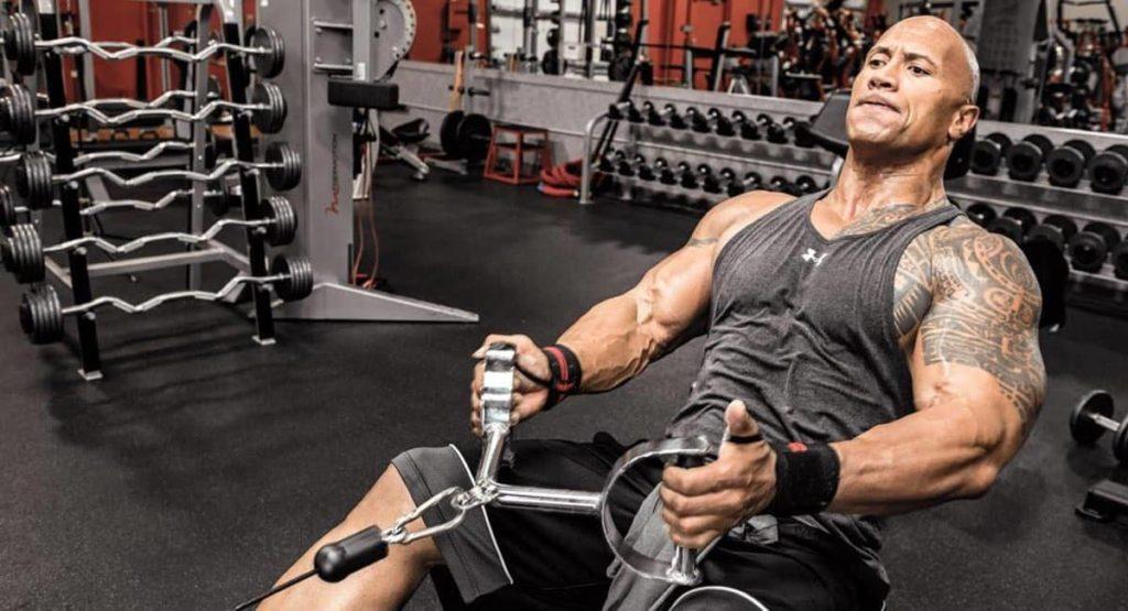 ejercicios para brazos en el gym
