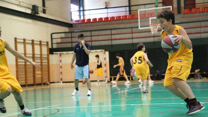 ejercicios baloncesto calentamiento