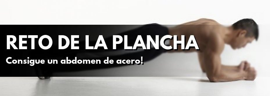 ejercicios para abdominales plancha