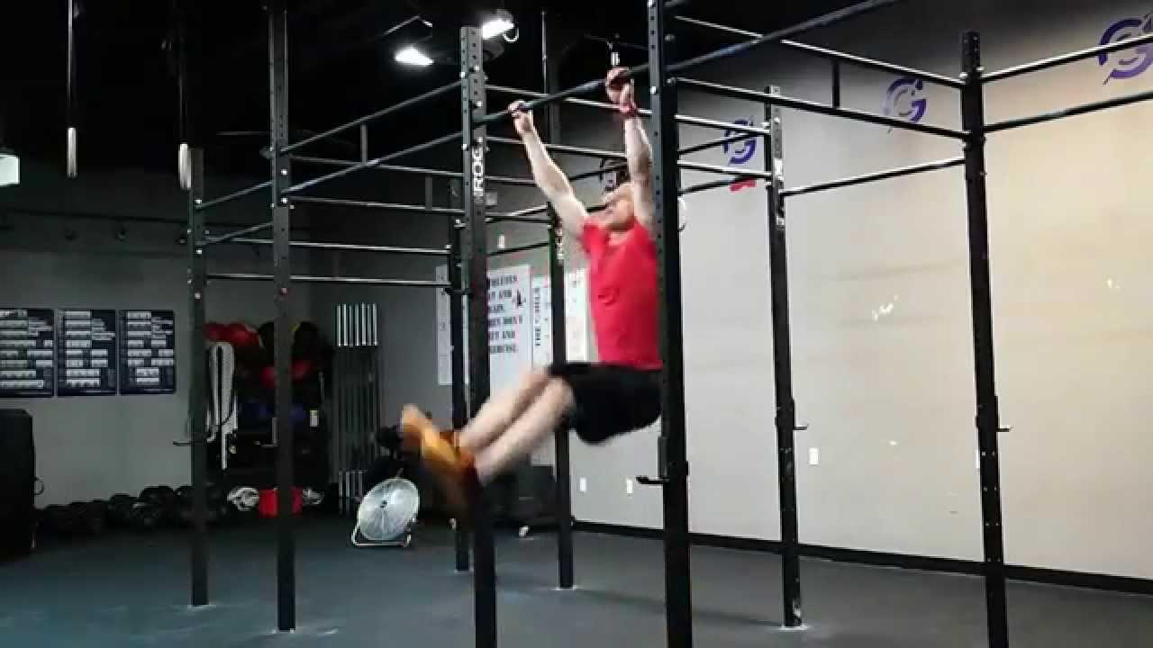 ejercicios crossfit en gimnasio