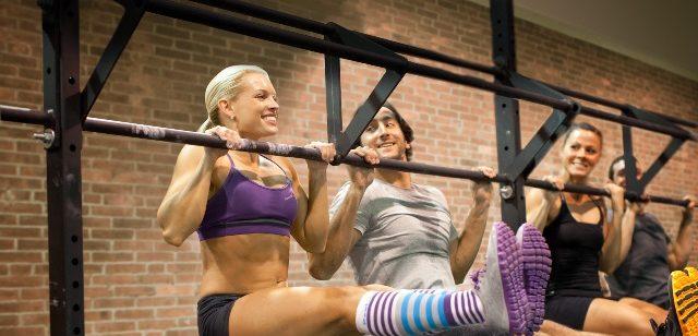 ejercicios crossfit con barra