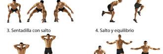 Ejercicios de cuadríceps
