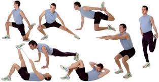 ejercicios de fuerza a la resistencia