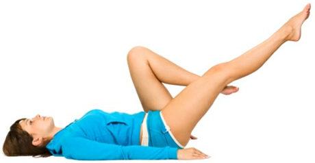 ejercicios de piernas caseros