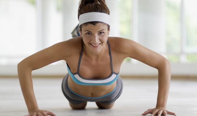 ejercicios de resistencia fisica en casa