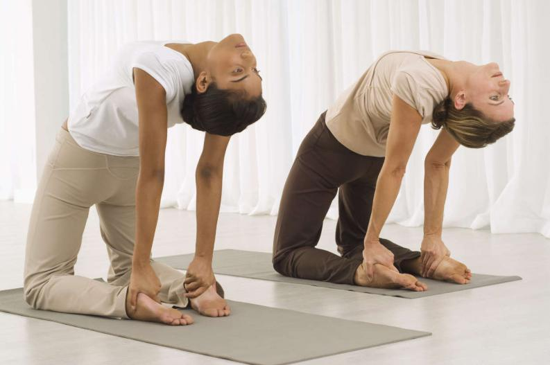 ejercicios de yoga diarios