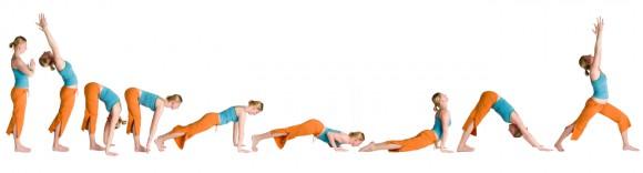 paso a paso ejercicios de yoga