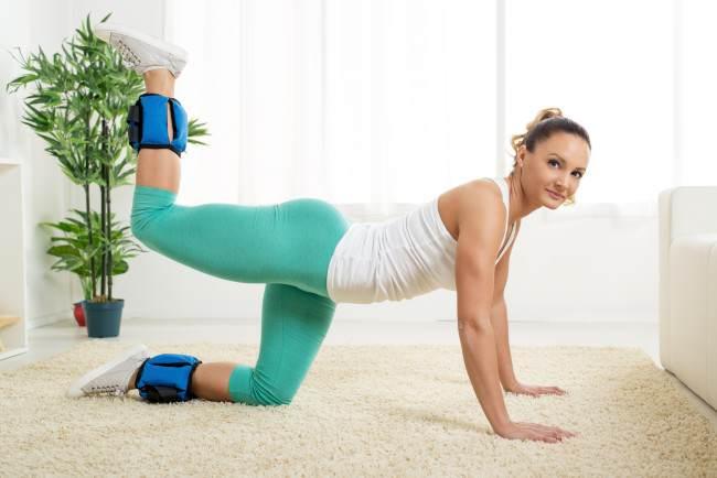 ejercicios para gluteos boca abajo