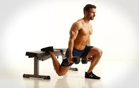 ejercicios para gluteos con pesas hombres