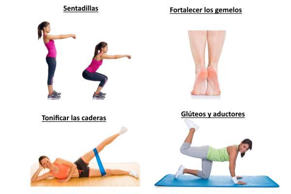 ejercicios para hacer en casa a diario