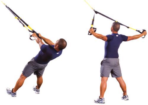 ejercicios de hombros en el gimnasio