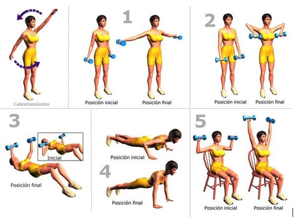 ejercicios de movilidad articular hombros