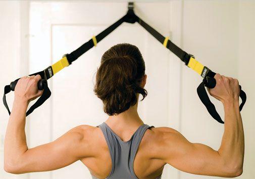 ejercicios de espalda con polea