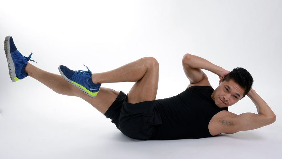 ejercicios para perder barriga hombres