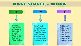 ejercicios pasado simple en ingles