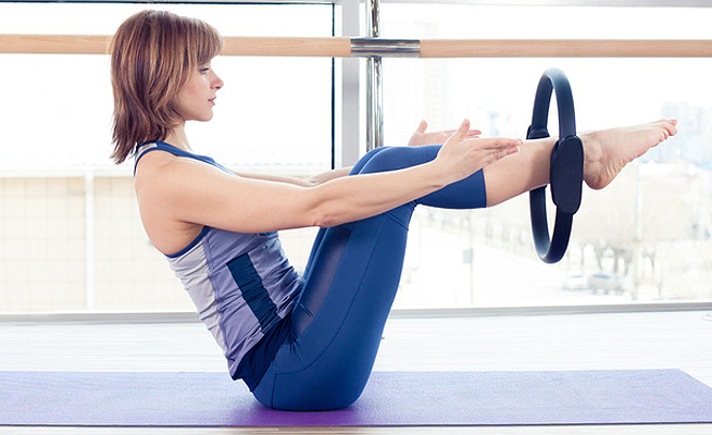 ejercicios suelo pelvico aro