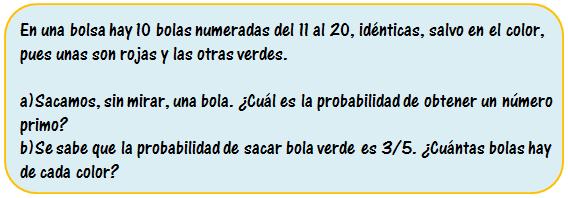 ejercicios de probabilidad ejemplos