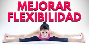 ejercicios de flexibilidad activa y pasiva