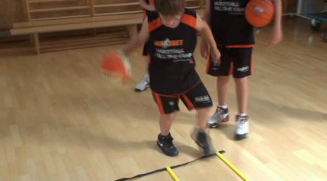 ejercicios baloncesto arrancadas