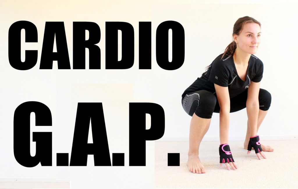 ejercicios gap abdomen