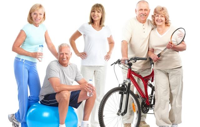 ejercicios para personas mayores gimnasia general