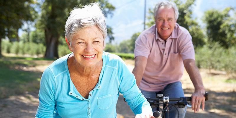ejercicio para personas mayores de 50 años