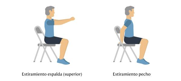 ejercicios para personas mayores con poca movilidad