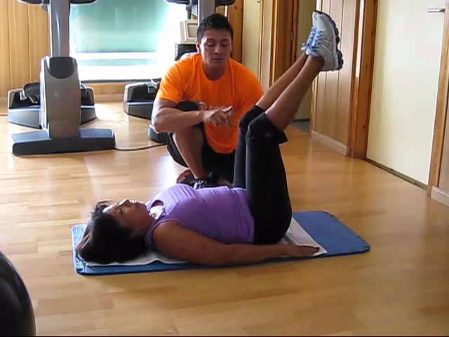 ejercicios buenos para hernia discal