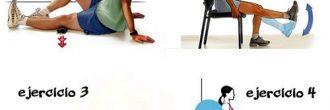 Condromalacia rotuliana ejercicios