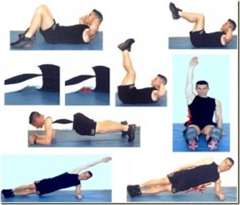 ejercicios para quemar grasa basicos