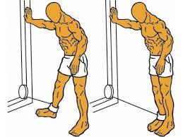 ejercicios aductores con gomas