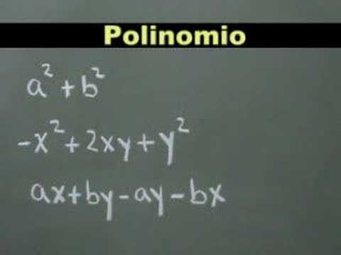 ejercicios de polinomios álgebra