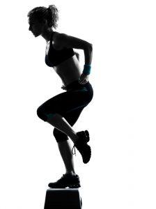 hacer ejercicio con stepper