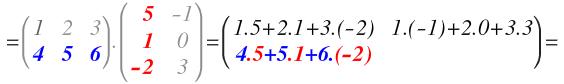 ejercicios de matrices selectividad