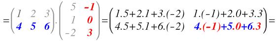 ejercicios de matrices 2o bachillerato