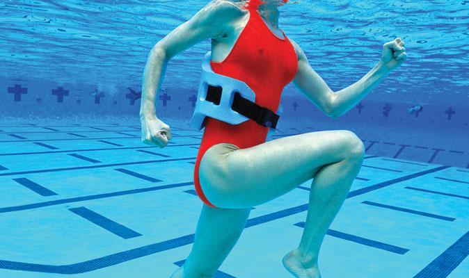 ejercicio en el agua beneficios