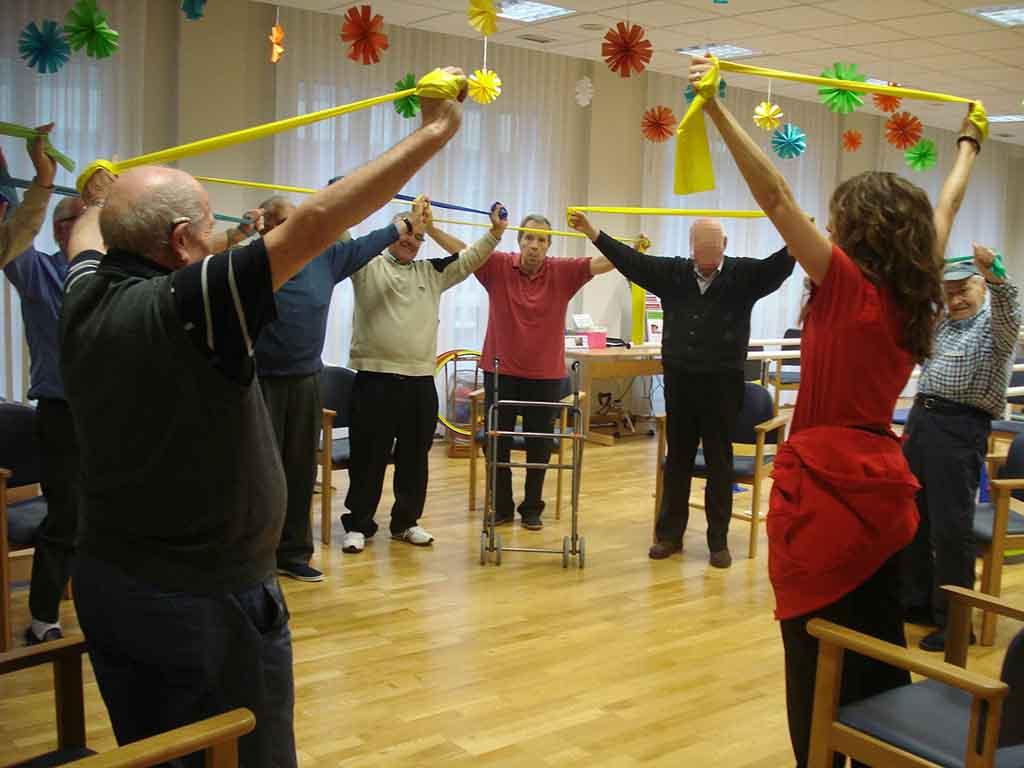 ejercicio para personas mayores beneficios