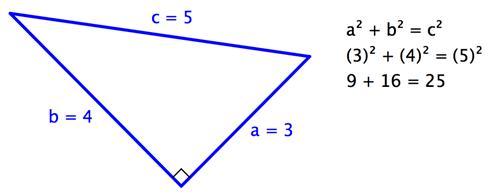 Resultado de un ejercicio del teorema de cateto
