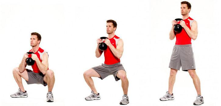 rutinas de ejercicios con kettlebell