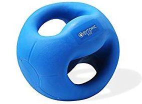 ejercicios con balón medicinal Amazon2