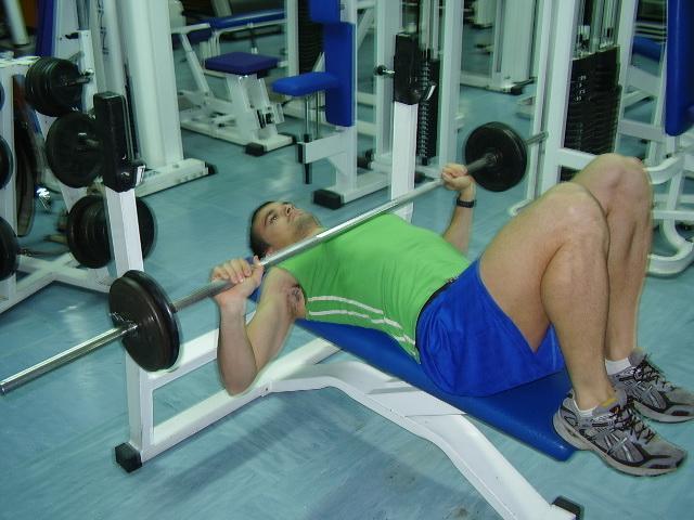 ejercicios con barra para antebrazo